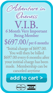 Adventure in Oneness VIB 6-Month Membership